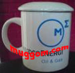 sampel mug milik PT MEDCO ENERGI