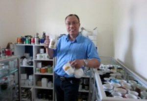 pabrik keramik mug